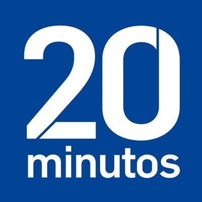 Resultado de imagen de logo 20 minutos