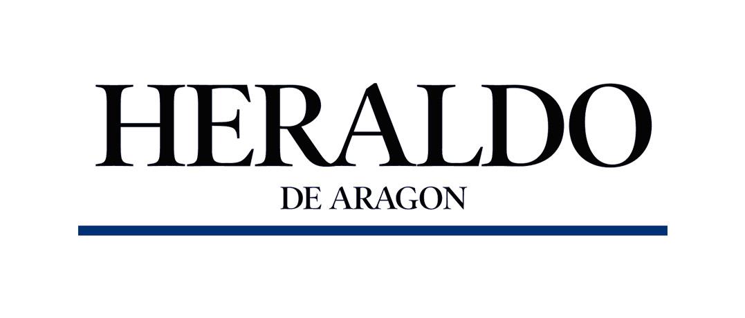 Logo del diario Heraldo de Aragón.