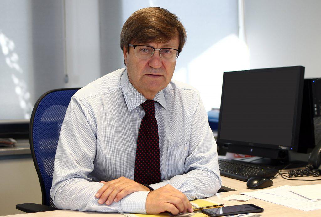 Miguel Ángel Liso, director de Medios de HENNEO