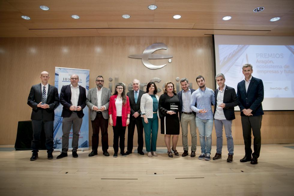 aragon empresa y futuro premios