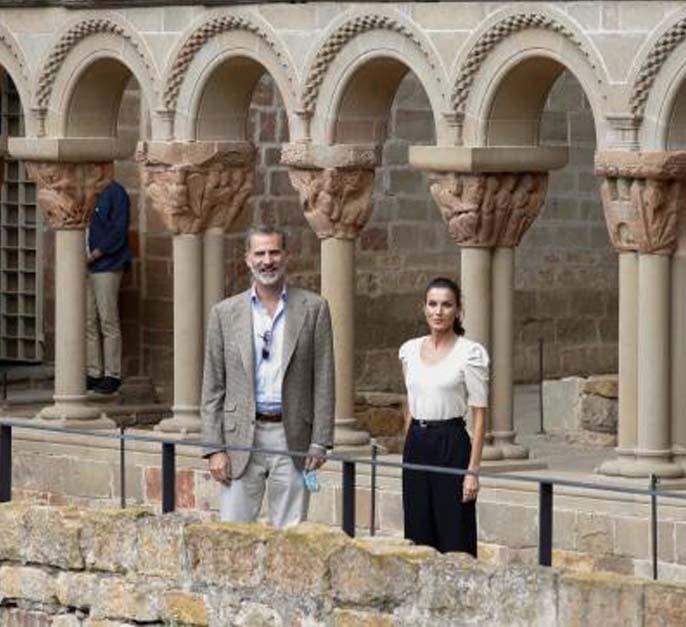 Los Reyes presidirán la celebración del 125º aniversario de Heraldo