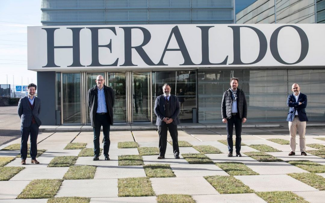 HENNEO y el grupo alemán VGP alcanzan un acuerdo para invertir en el sector de medios en España